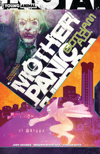 MOTHER PANIC GOTHAM A D TP