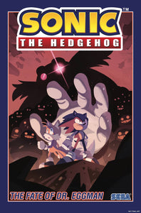 SONIC THE HEDGEHOG TP VOL 02 FATE DR EGGMAN
