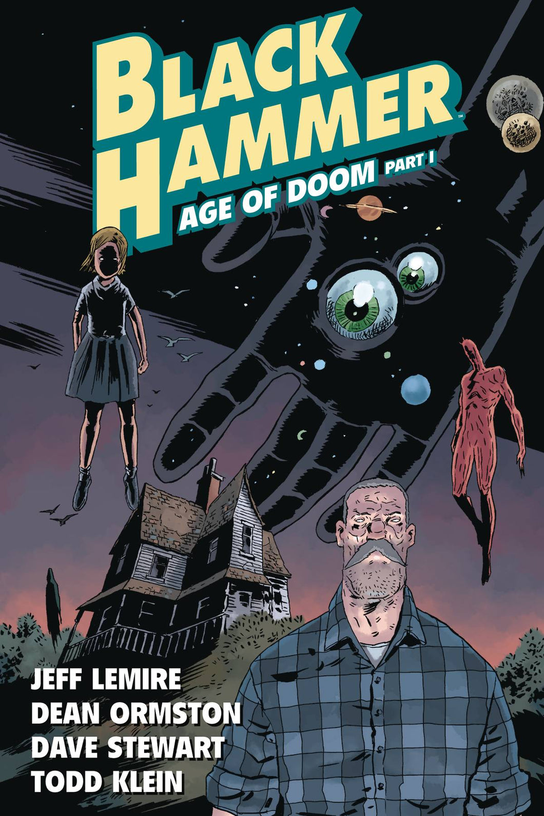 BLACK HAMMER TP VOL 03 AGE OF DOOM PART I