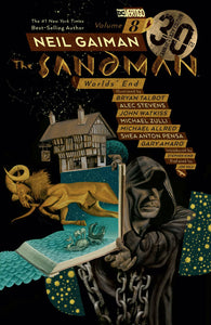 SANDMAN TP VOL 08 WORLDS END 30TH ANNIV ED