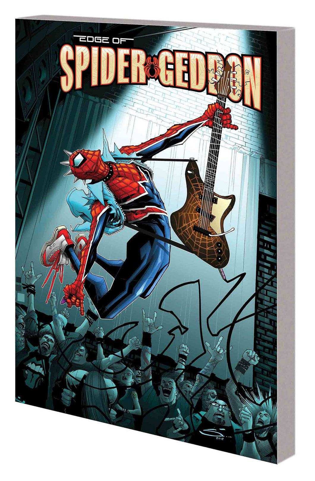 SPIDER-GEDDON TP EDGE OF SPIDER-GEDDON
