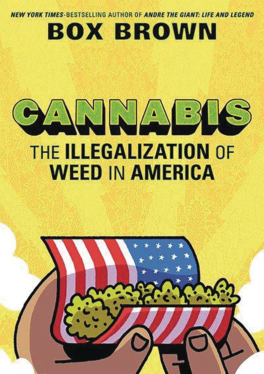 CANNABIS ILLEGALIZATION OF WEED IN AMERICA HC GN