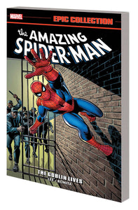 AMAZING SPIDER-MAN EPIC COLLECTION TP GOBLIN LIVES
