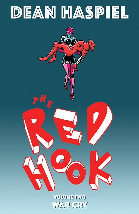 RED HOOK TP VOL 02 WAR CRY