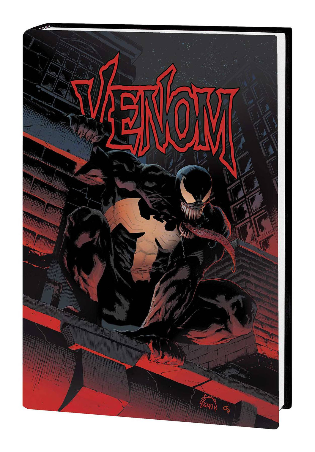 VENOM BY DONNY CATES HC 01