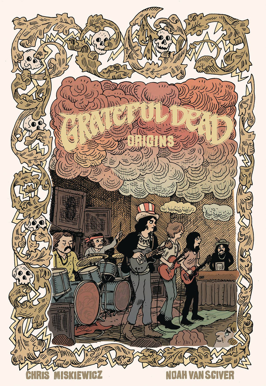 GRATEFUL DEAD ORIGINS GN