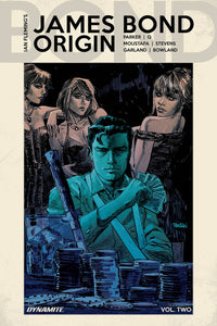 JAMES BOND ORIGIN HC VOL 02