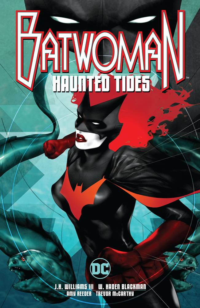 BATWOMAN TP HAUNTED TIDES
