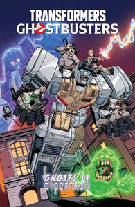 TRANSFORMERS GHOSTBUSTERS TP VOL 01 GHOSTS OF CYBERTRON