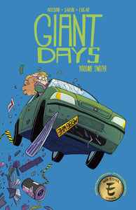 GIANT DAYS TP VOL 12
