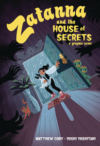 ZATANNA AND THE HOUSE OF SECRETS GN