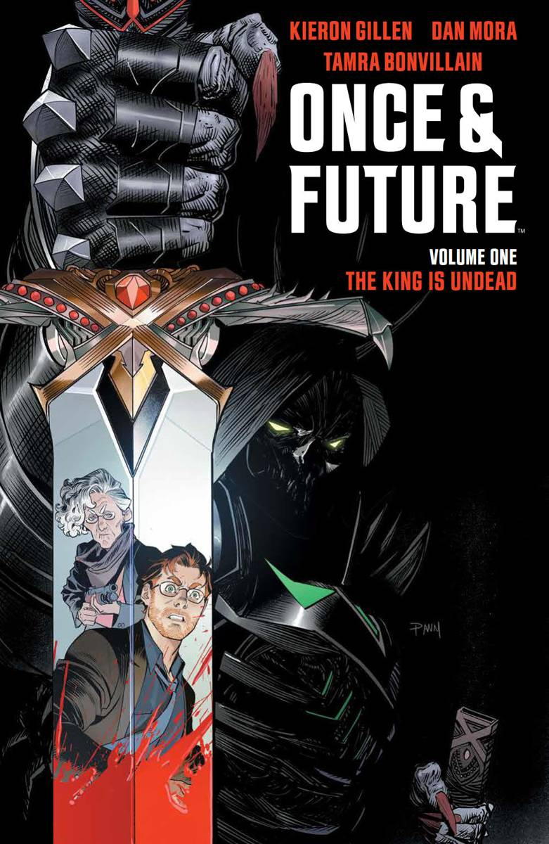 ONCE & FUTURE TP VOL 01