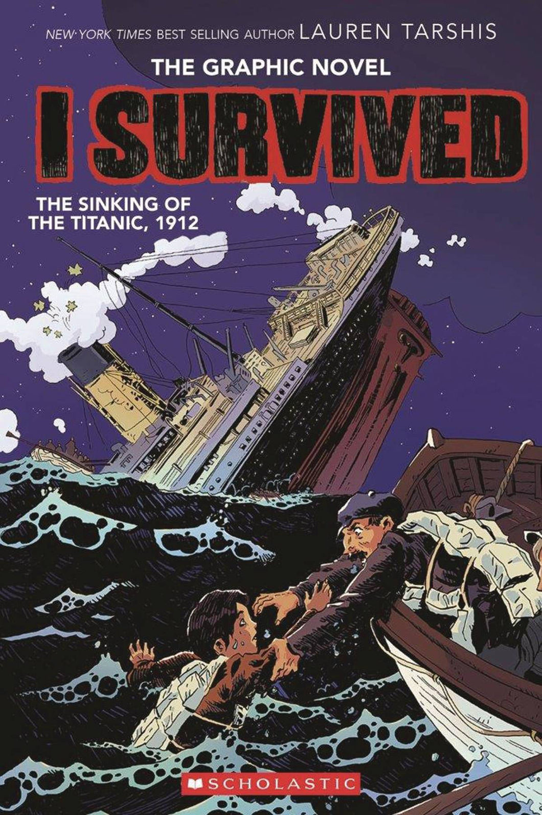 I SURVIVED GN VOL 01 I SURVIVED SINKING OF TITANIC