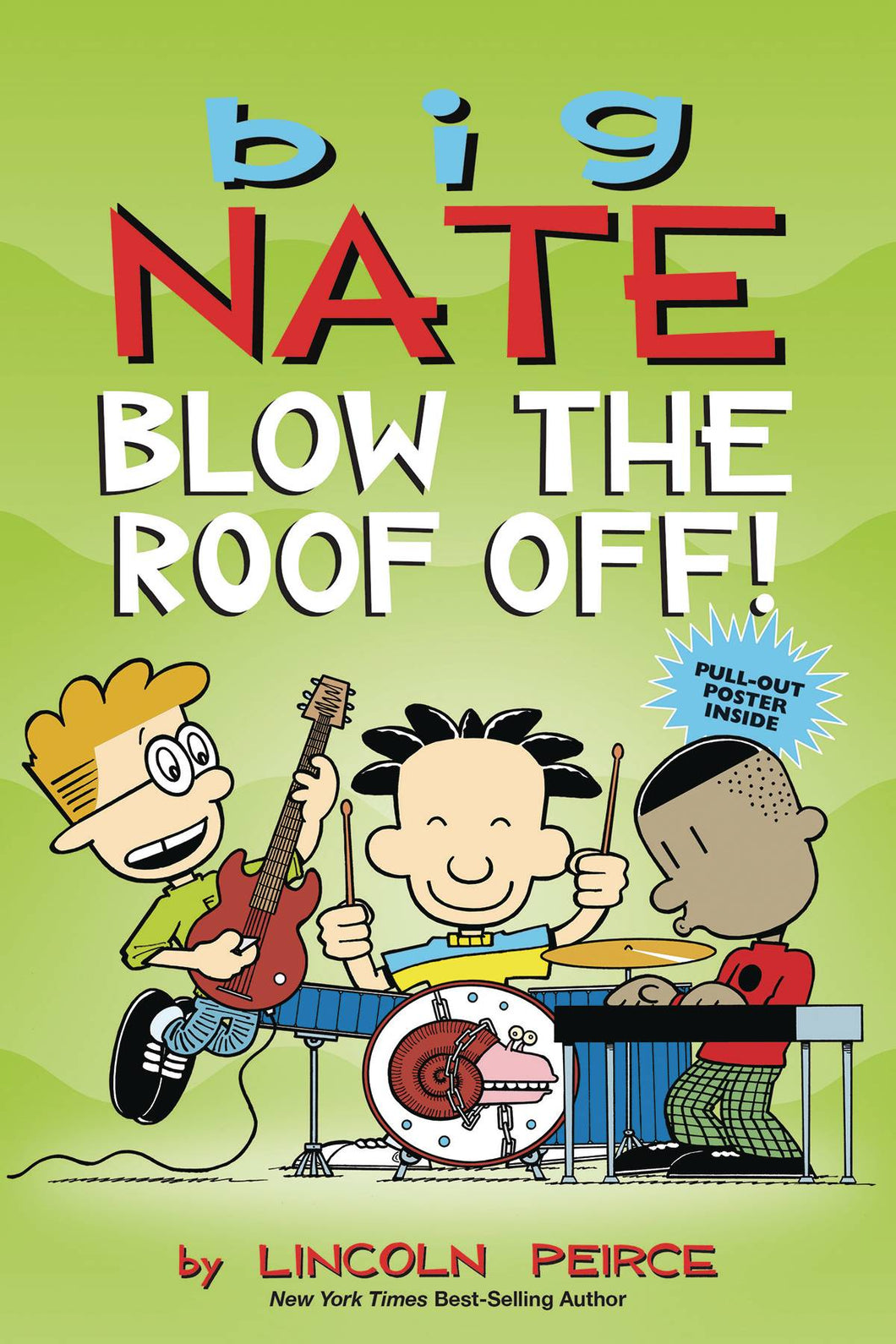 BIG NATE BLOW THE ROOF OFF TP