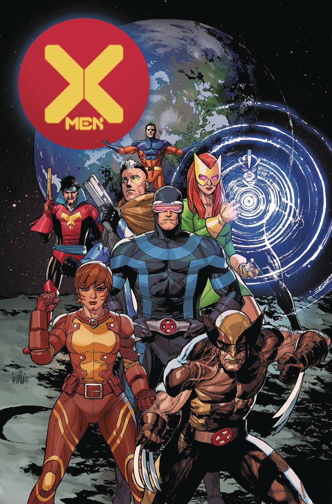 X-MEN BY JONATHAN HICKMAN VOL 01 TP