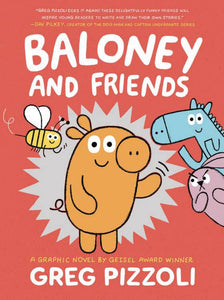 BALONEY AND FRIENDS HC
