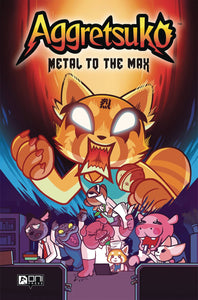 AGGRETSUKO HC GN METAL TO THE MAX