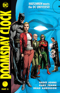 DOOMSDAY CLOCK PART O2 HC