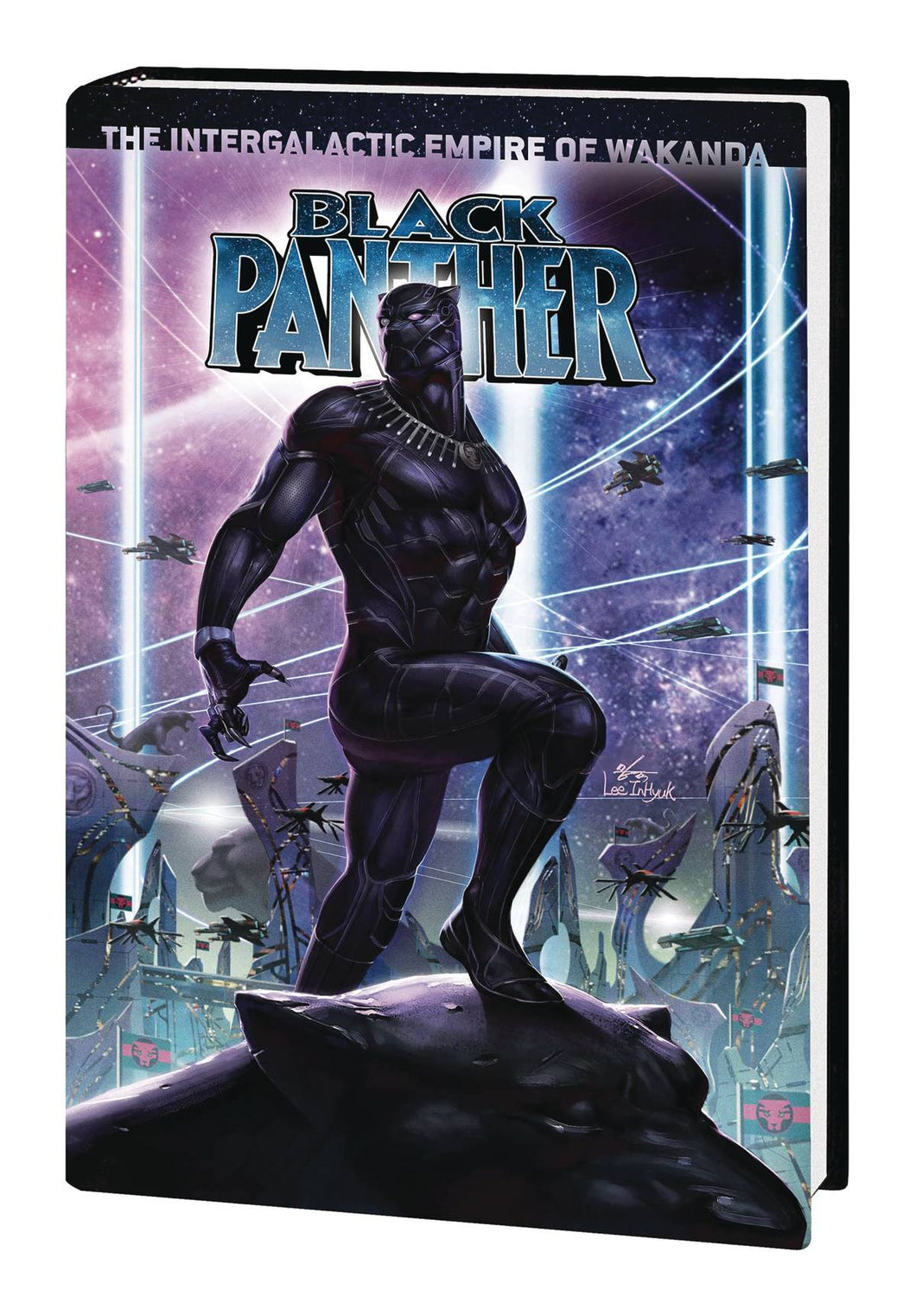 BLACK PANTHER HC VOL 03 THE INTERGALACTIC EMPIRE OF WAKANDA