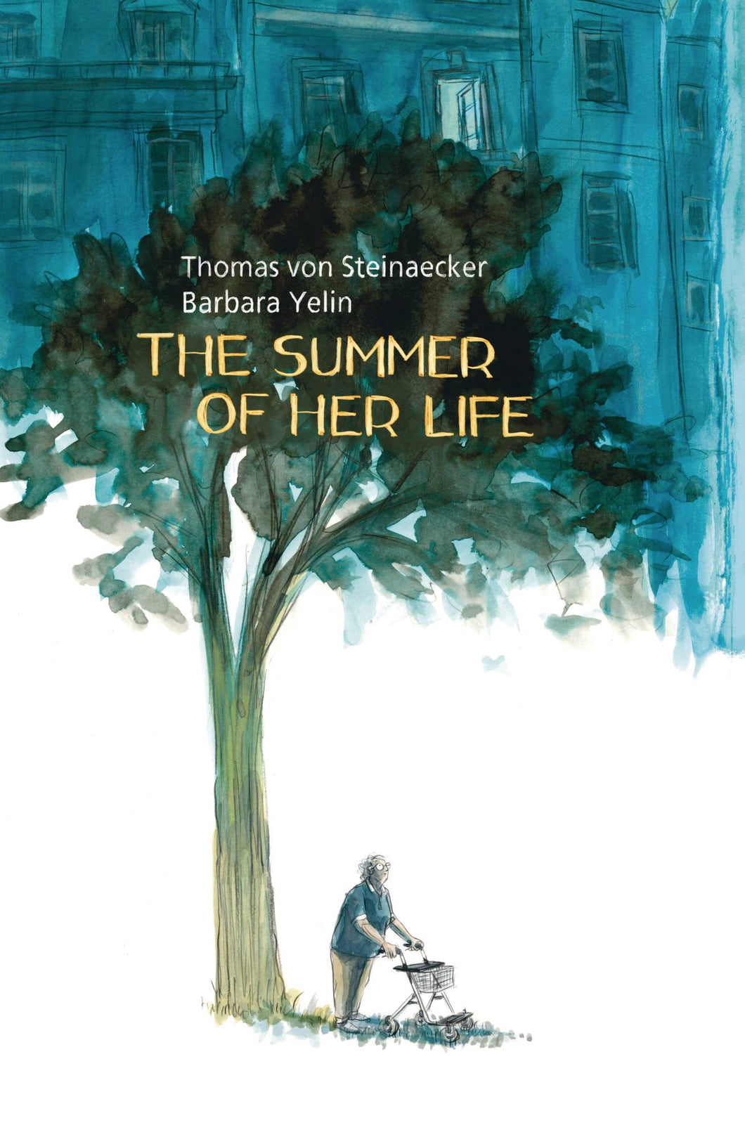 THE SUMMER OF HER LIFE HC GN
