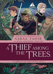 A THIEF AMONG THE TREES HC EMBER IN THE ASHES GN