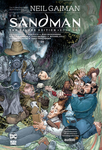 SANDMAN DELUXE EDITION BOOK ONE HC