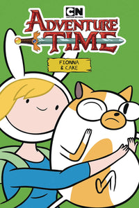 ADVENTURE TIME TP FIONNA AND CAKE