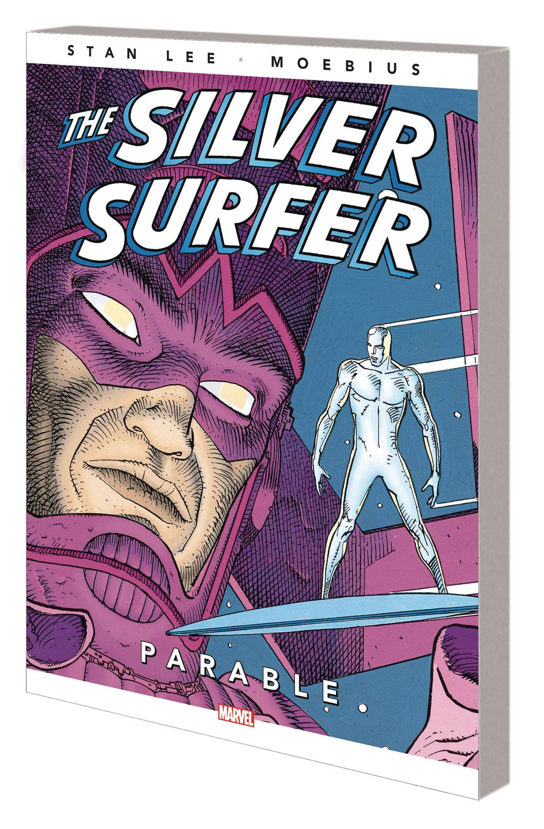 SILVER SURFER TP PARABLE