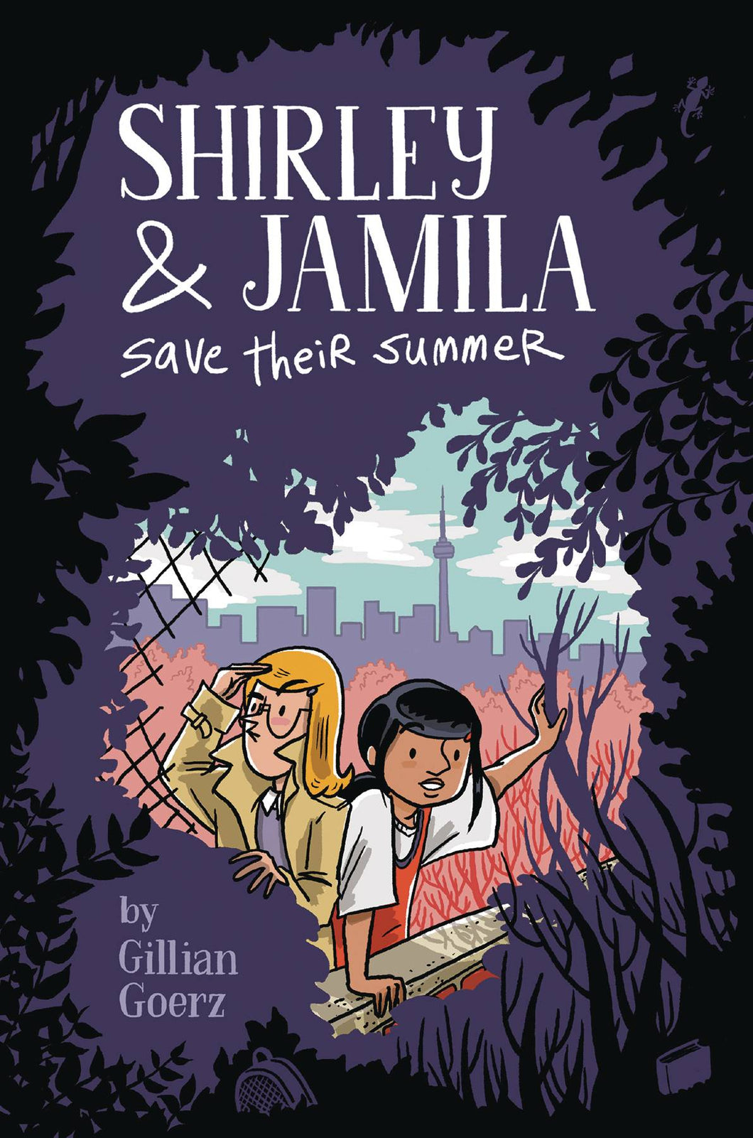SHIRLEY & JAMILA SAVE THEIR SUMMER GN