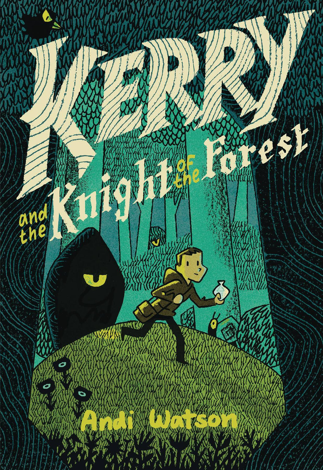 KERRY AND THE KNIGHT OF THE FOREST GN