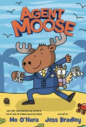 AGENT MOOSE GN VOL 01