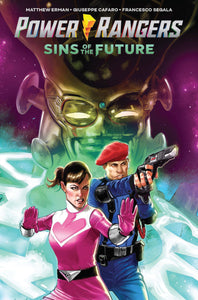 POWER RANGERS TP SINS OF THE FUTURE