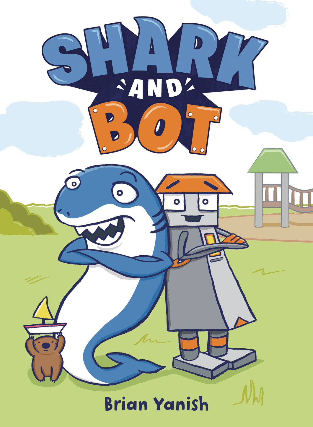 SHARK AND BOT HC VOL 01