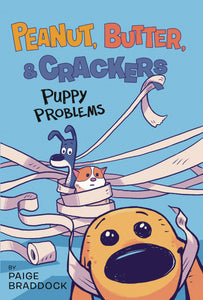 PEANUT BUTTER & CRACKERS YR GN VOL 01 PUPPY PROBLEMS