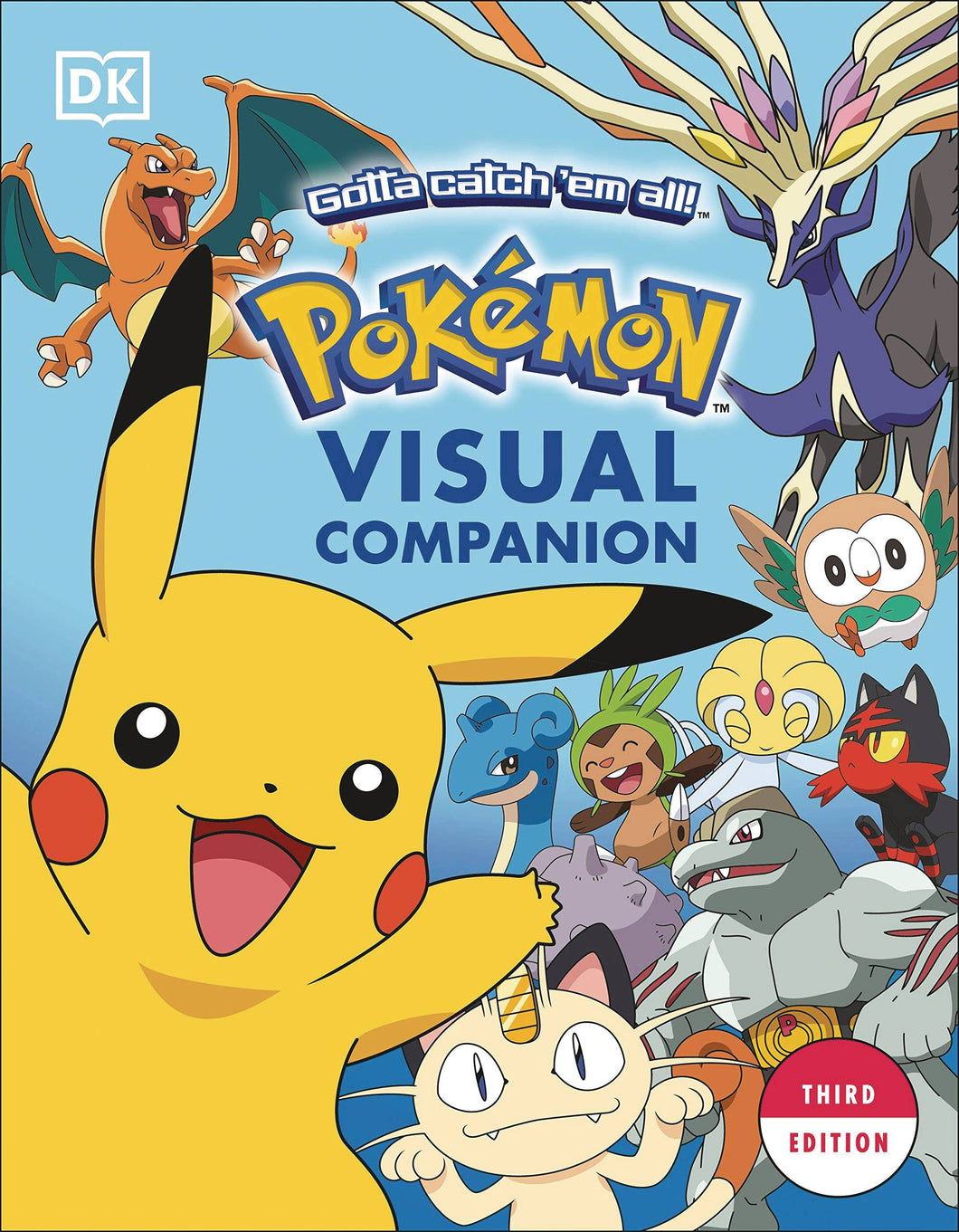 POKEMON VISUAL COMPANION 3RD EDITION