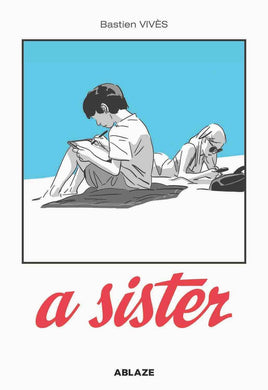 A SISTER GN (MR)  cover