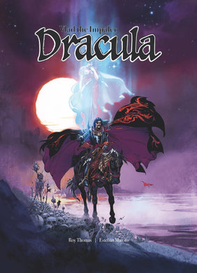 DRACULA VLAD THE IMPALER GN (C: 0-1-1) cover