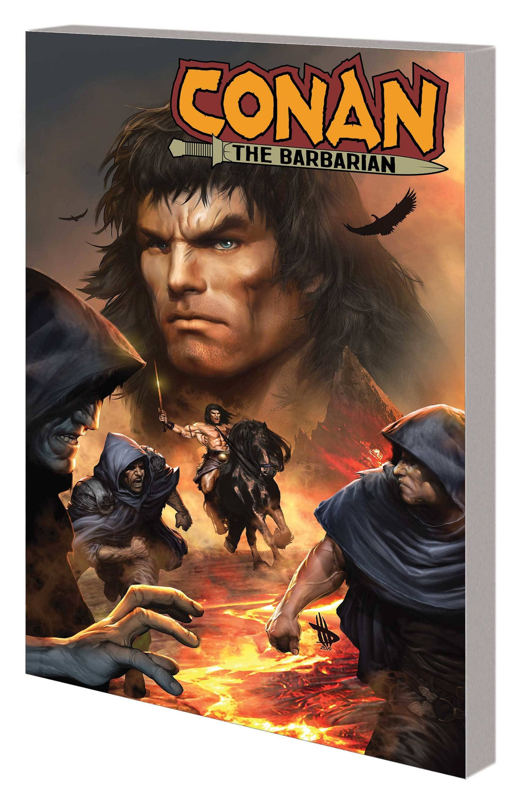 CONAN THE BARBARIAN EXODUS AND OTHER TALES TP