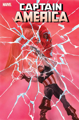 CAPTAIN AMERICA #28 cover