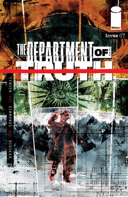 DEPARTMENT OF TRUTH #7 CVR A SIMMONDS (MR) cover