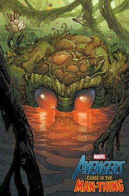 AVENGERS CURSE MAN-THING #1 CASSARA STORMBREAKERS VAR cover
