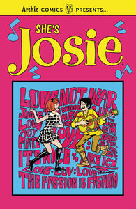 SHES JOSIE TP cover