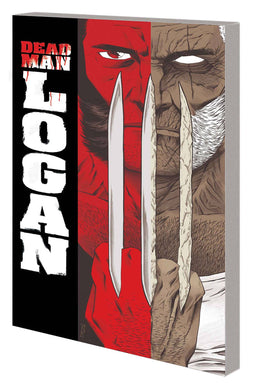 DEAD MAN LOGAN COMPLETE COLLECTION TP cover