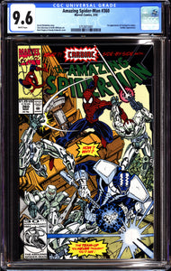 AMAZING SPIDER-MAN #360 (1992 Marvel) CGC 9.6 NM+ First Carnage Cameo
