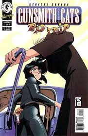 GUNSMITH CATS BAD TRIP #1-6 (Dark Horse 1998) COMPLETE SET