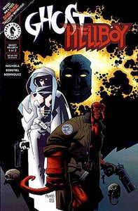 GHOST/HELLBOY #1-2 (Dark Horse 1996) COMPLETE SET