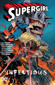 SUPERGIRL TP INFECTIOUS