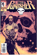 Load image into Gallery viewer, PUNISHER #1-12 (2000 Marvel Comics) COMPLETE SET +Painkiller Jane Marvel Knights