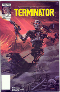 TERMINATOR #1-2 (1990 Now Comics) FULL RUN COMPLETE SET All My Futures Past