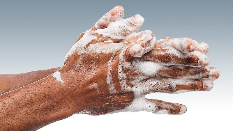 The Importance Of Hand Washing - Advice from the CDC